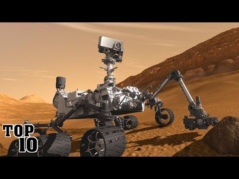 Top 10 Things We Need To Live On Mars