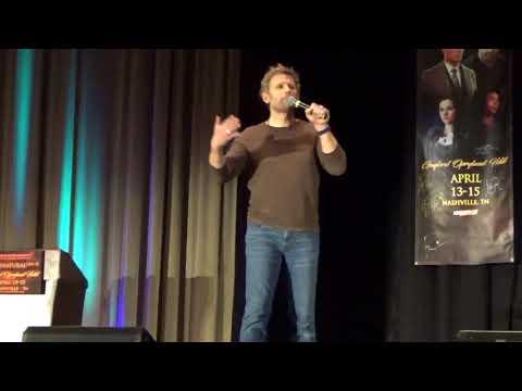 SPNNASH 2018 Mark Pellegrino Saturday Panel