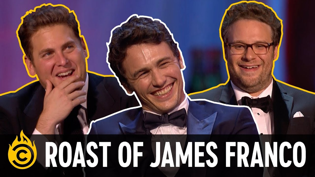 Download The Harshest Burns from the Roast of James Franco