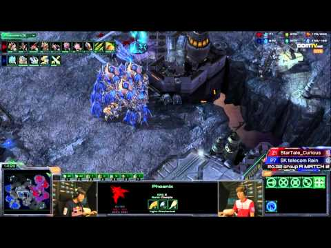 [WCS KR] Curious vs By.Sun Game 2