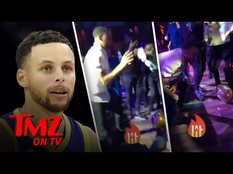 Steph Curry Had The Most Baller Birthday Party! | TMZ TV