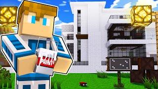 Minecraft: ZMIENIŁEM CAŁĄ FERAJNĘ!