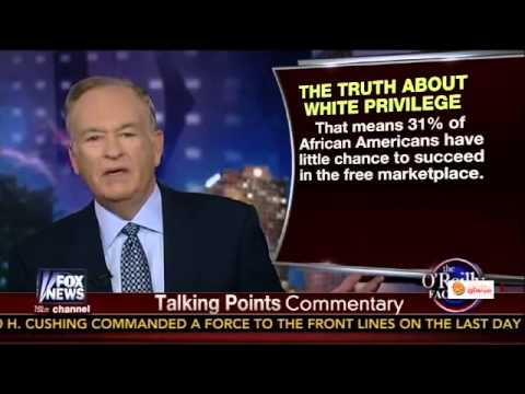 Bill OReilly on White Privilege Debate Is There Asian Privilege Too
