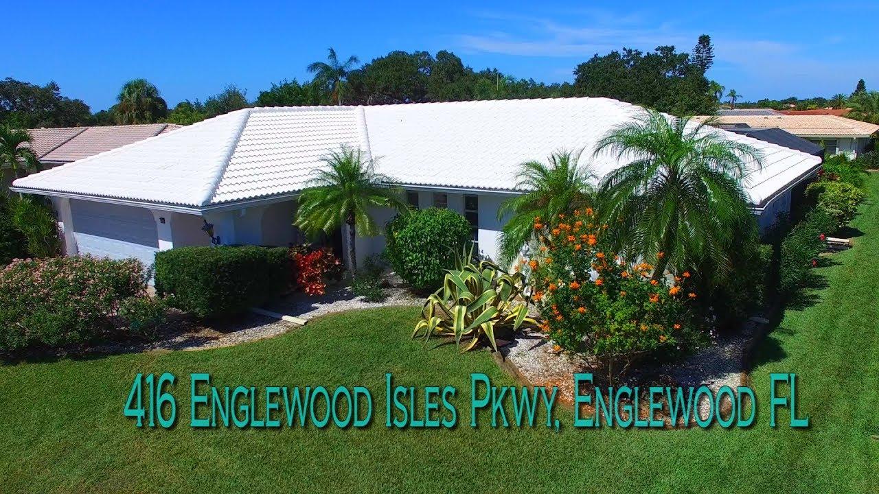 416 Englewood Isles Pkwy, Englewood Fl 34223 - YouTube