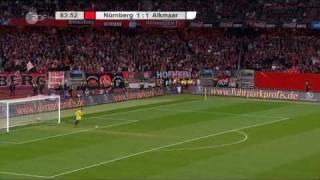 FCN - AZ ALKMAAR 2-1