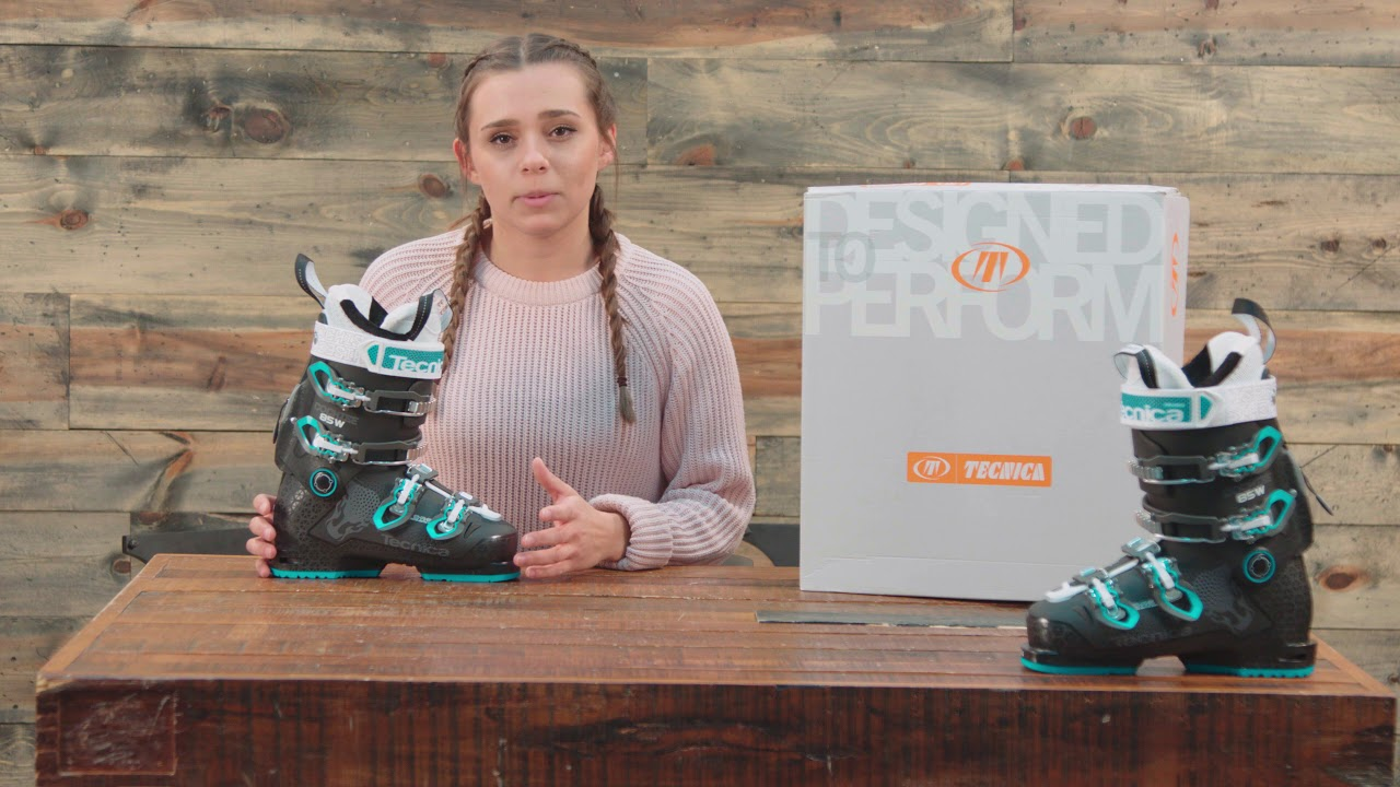 2018 Tecnica Cochise 85 Ski Boots - Womens - Review - The-House.com ... bd072a213