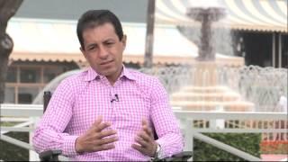 Victor Espinoza Talks Triple Crown