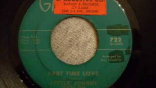 Little Johnny Taylor - Part Time Love - Soulful Blues Ballad