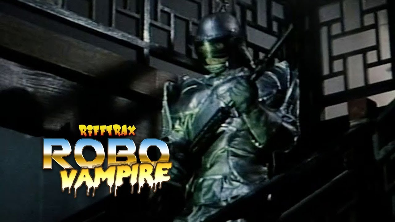 "RiffTrax: Robo Vampire (Preview)  ""Viewer Discretion Advised""  