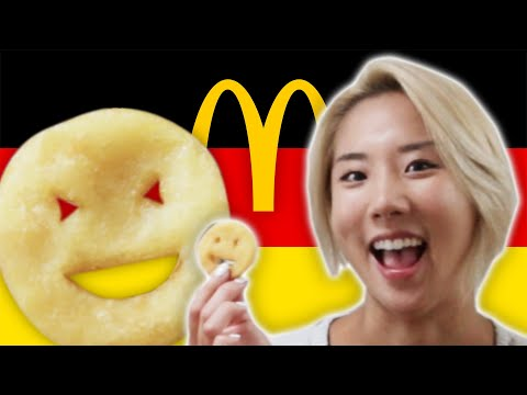 Thumbnail: Americans Try German McDonald's