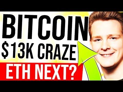 BITCOIN $13K TODAY?!! 😍 ETH $1K Possible? Tech Overview - Dydx, Uniswap, Ganache, Drizzle