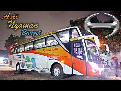 Ternyata Bus Ini Nyaman !!! Naik Kramat Djati Executive Solo - Jakarta