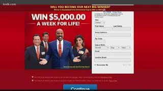 Verify: Do people reąlly win those huge prizes from Publishers Clearing House?