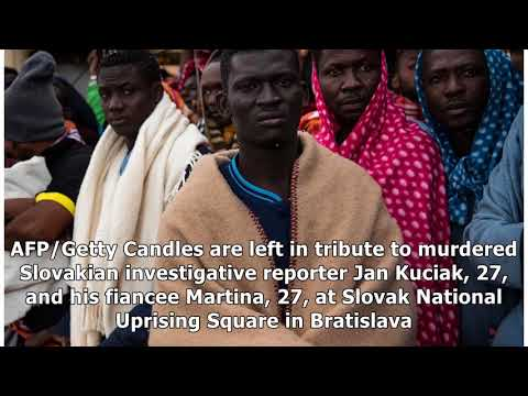 Footage of men being auctioned off as slaves in Libya condemned by UN Secretary-General