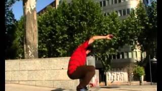 Javier Varillas & Adrián Pérez. BD skateboardco.