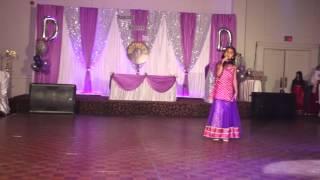 Ria Patangay Singing Meri Maa