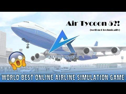 AIR TYCOON 5?!