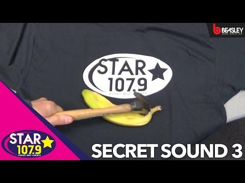 Star 107.9 Secret Sound 3