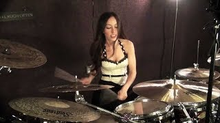 TOOL - LATERALUS - DRUM COVER BY MEYTAL COHEN