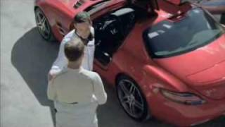 Mercedes SLS 360 Barrel Roll In Tunnel FULL VERSION
