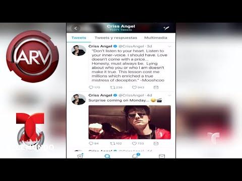 Belinda responde sobre su polémica ruptura con Criss Angel | Al Rojo Vivo | Telemundo