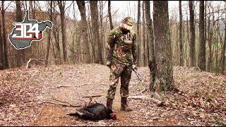 THE CHASE - Fired up Gobblers Turns Into a Few Hour Chess Match (Self Filmed WV Turkey Hunt 2020)