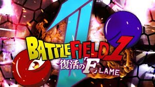 【BF1Montage】超高速エイムスナイパー復活の「F」【TIE FLAME】