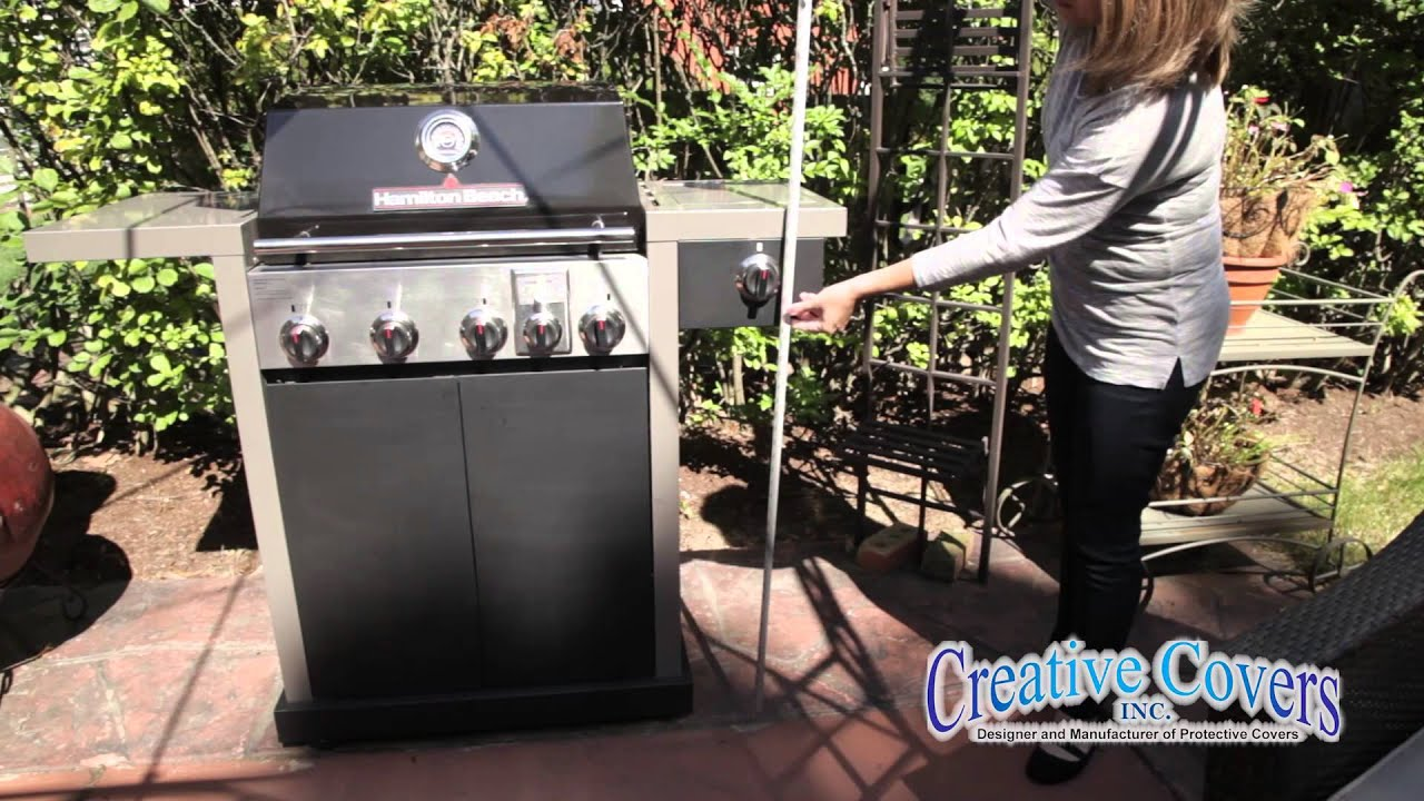 How to Take Measurements For Your Customized Grill Covers From