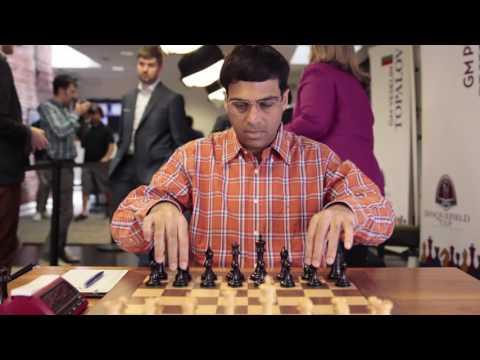 2016 Champions Showdown: Viswanathan Anand Interview