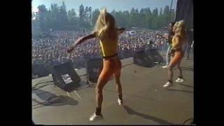 "Matti Nykänen - V-tyyli (""live"" 1992)"