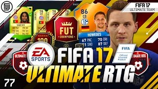 FIFA 17 ULTIMATE ROAD TO GLORY! #77 - STICK or TWIST!?!?!?