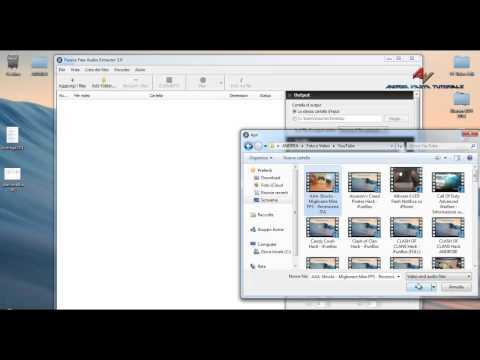 Come Estrarre l'Audio da un Video