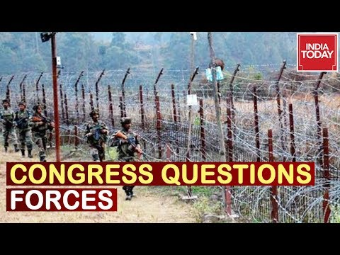 Terror Strike Politics : Cong Neta Questions Strikes, Links War On Terror With Polls