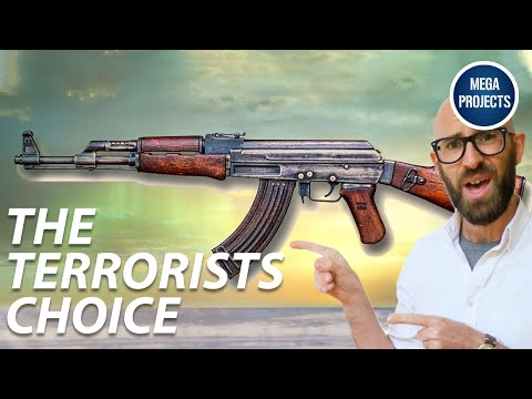 The AK-47: The Most Reliable Killing Machine in Modern History