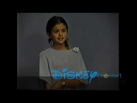 Disney Channel Auditions Selena Gomez