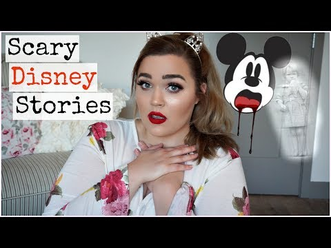 Is Disneyland HAUNTED?! REAL Paranormal Ex-Cast Member Ghost Stories