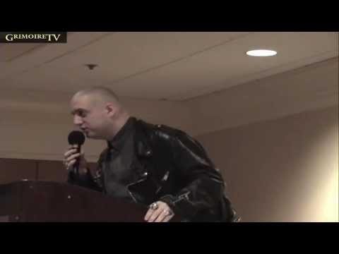 Black Magic And Dark Paganism at PantheaCon 2008 - YouTube