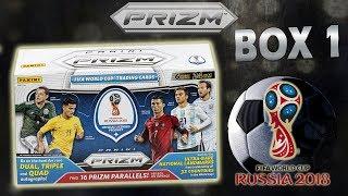 Panini 2018 PRIZM WORLD CUP SOCCER Box 1
