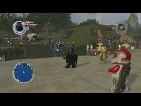 Lego Star Wars The Force Awakens Character Creation Character ...