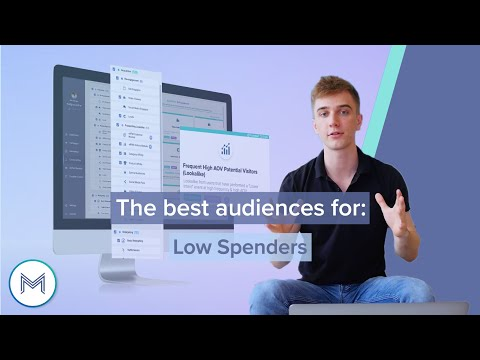 2.4 The best audiences to begin with for Low Spenders