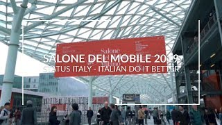 STATUS ITALY | Salone del mobile Milano 2019   AfterMovie