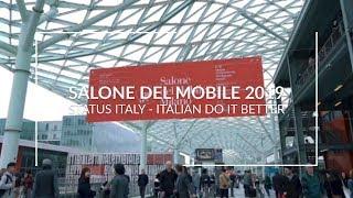 STATUS ITALY   Salone del mobile Milano 2019   AfterMovie