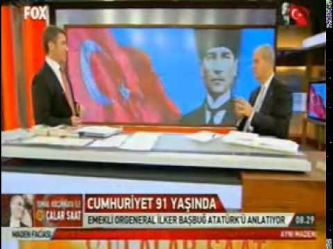 İlker Bağbuğ Atatürk'ün Özel Hayatı ve Aşkları anlatıyor