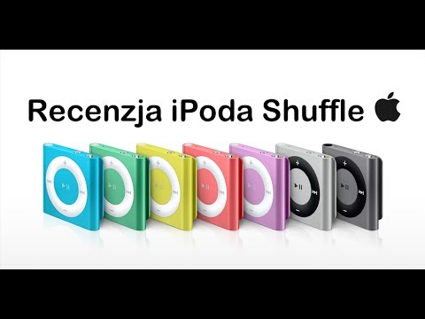  Recenzja Apple iPod Shuffle (2GB) - AppleNaYouTube 