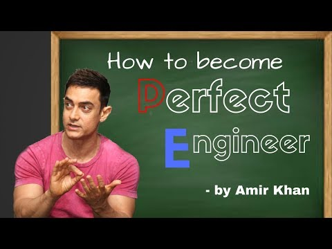 How to do Engineering-Amir Khan    All Is Well    Mr.Indian