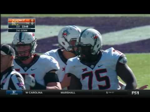 2016 TCU vs Oklahoma State