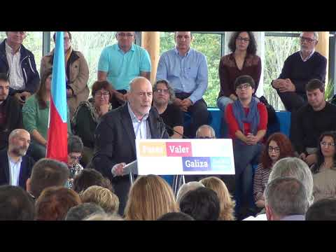Intervención de Francisco García no encontro nacional aberto