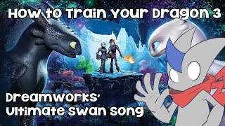 How to Train Your Dragon 3: DreamWorks' Ultimate Swan Song   TGG Reviews