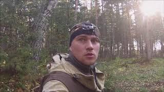 Охота на рябчика на манок осенью