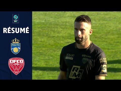 Pau Dijon Goals And Highlights
